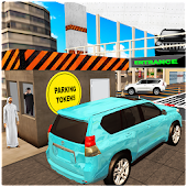Modern Parking: New Prado Parking Game