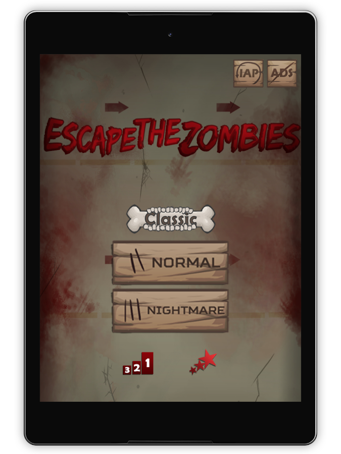 Escape Zombies- screenshot