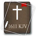 1611 King James Bible icon