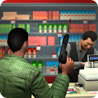 Supermarket Robbery Crime Mad City Russian Mafia icon