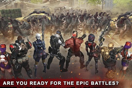 DEAD WARFARE: Zombie Shooting – Gun Games Free Apk Download For Android and Iphone Mod Apk 6