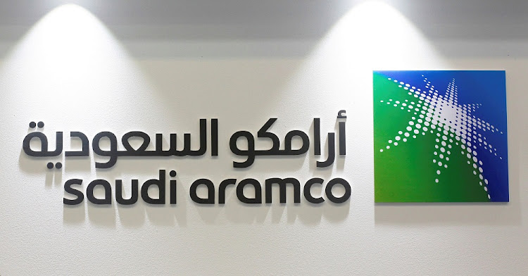 The logo of Saudi Aramco is seen at the 20th Middle East Oil & Gas Show and Conference (MOES 2017) in Manama, Bahrain, March 7, 2017. File photo: REUTERS/Hamad I Mohammed