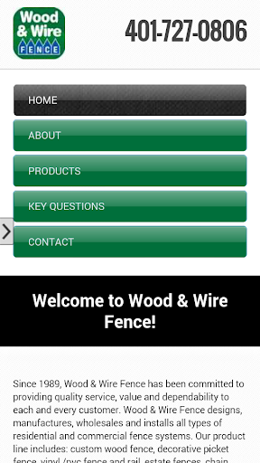 Wood and Wire Fence Utility