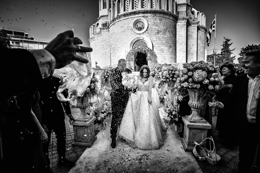 Wedding photographer Elena Haralabaki (elenaharalabaki). Photo of 04.03.2019
