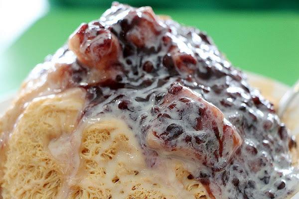 """『奇淋冰品』❤夏天就是要來這一碗!!極力推薦""""花生紫米芋頭"""" ❤宜蘭在地人冰品推薦"""