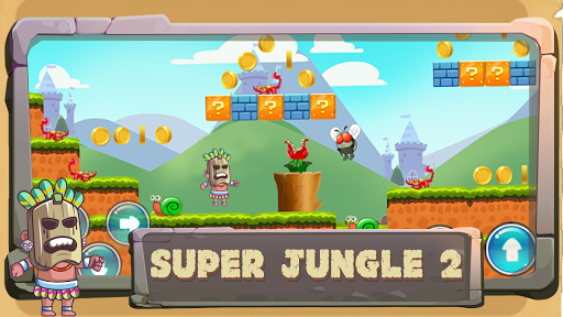 Super Jungle Adventure 2 - Jungle World Classic 1.14 screenshots 1