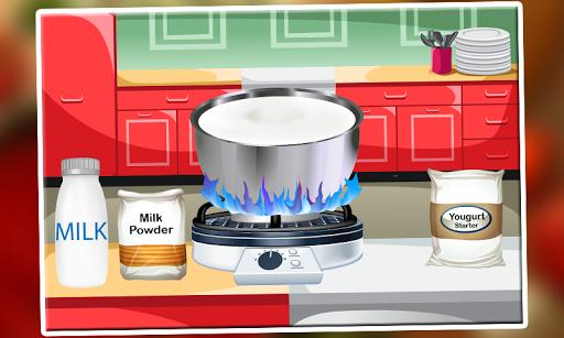 冷冻酸奶制造商 - 烹饪