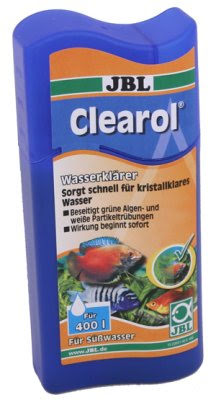 JBL Clearol 100ml mot Vattengrumlingar