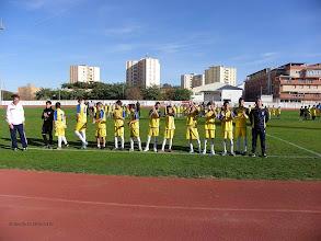 """Photo: Isla Cristina F.C. Infantil """"A"""" Entrenadores, Pedro Rodríguez """"Perico"""" y José Faneca """"Joselito"""""""