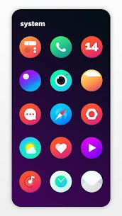 Hera Icon Pack – Circle Icons v5.1 [Patched] 3