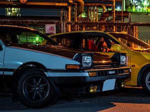スプリンタートレノ AE86 S61•GT-APEXのカスタム事例画像 ささき ゆーまさんの2020年04月30日23:13の投稿