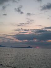 Photo: 太陽も!