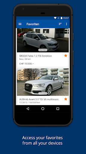 AutoScout24 Switzerland u2013 Find your new car  screenshots 4