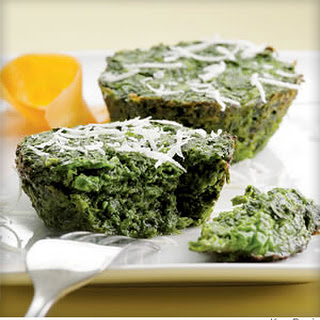 Spinach Cakes Recipes.