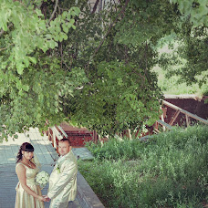 Wedding photographer Tatyana Nechaeva (Foto-Chaika). Photo of 05.07.2014