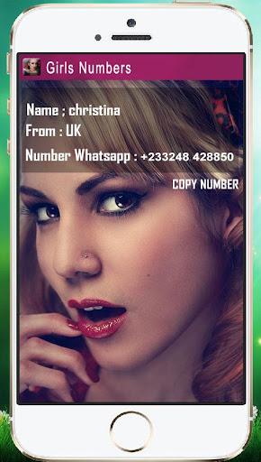 Sexy Girls Numbers 2.6 screenshots 1