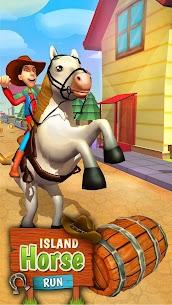 Tiny Horse Run : Free Running Games 1