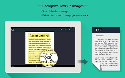 CamScanner Premium Apk (Licensed Version) 10
