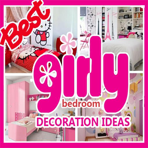 best girly bedroom decorating ideas