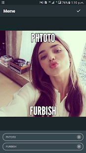 Photo Furbish - Image Editor, Blur Effects - náhled