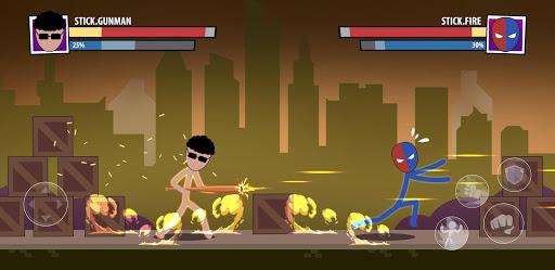 Mask of Stick: Superhero 1.0.4 screenshots 4