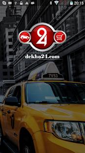 Dekho24 Driver's - náhled