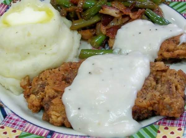 Chicken Fried Steak (no, Wait That's Deer Fried Steak) Recipe