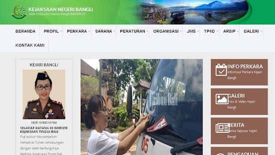Download KEJAKSAAN NEGERI BANGLI For PC Windows and Mac apk screenshot 1