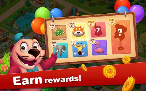 Zoo Mania: Mahjong Solitaire Puzzle  screenshots 13