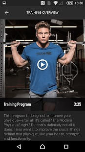 Steve Cook Modern Physique- screenshot thumbnail