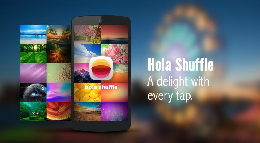 Hình ảnh  in Hola Launcher