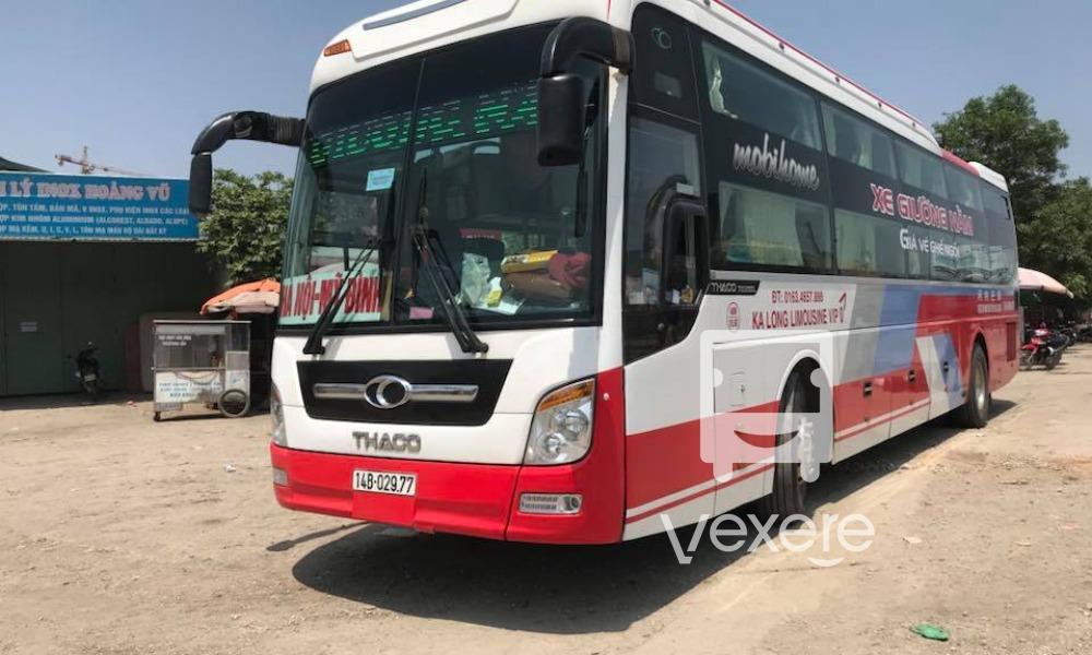 Xe Ka Long Limousine VIP từ Hà Nội đi Quảng Ninh