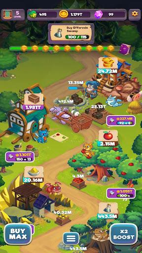 Dragon Idle Adventure screenshot 6