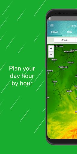 Weather Radar Free — Live Maps & Alerts screenshot 4