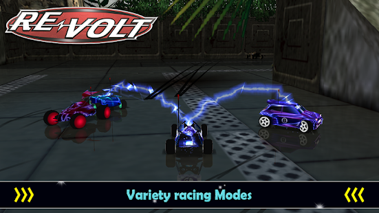 RE-VOLT Classic - 3D Racing Screenshot 4