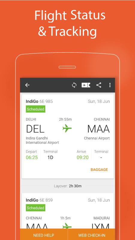 Best flight options website
