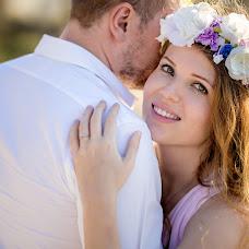 Wedding photographer Lidiya Zimina (lida44ka). Photo of 04.10.2016