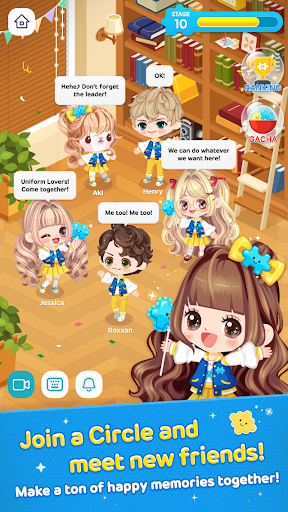 LINE PLAY - Our Avatar World 7.7.1.0 screenshots 7