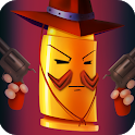 RotaGun: Physics puzzle shooter icon
