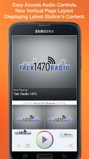 Talk Radio 1470