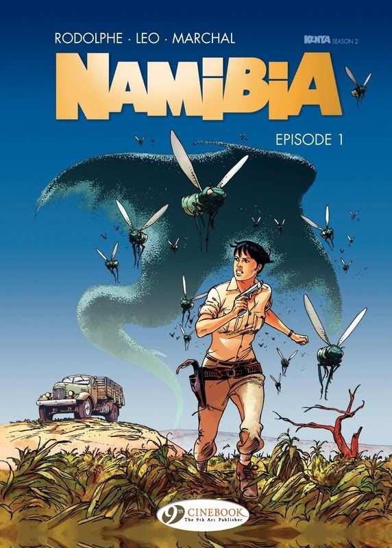 Namibia (2015) - complete