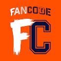 Cricket Live Stream, Scores & Predictions: FanCode icon