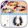 Faux-Felted Styrofoam Cotton Candy Choker APK icon
