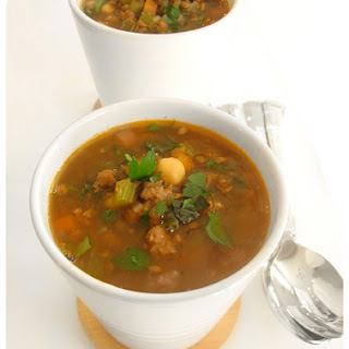 Chorizo And Lentil Soup