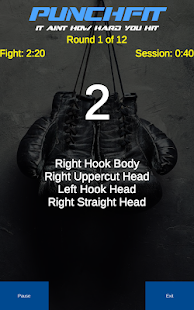 Download PunchFit: Boxing Coach For Heavybags Workouts For PC Windows and Mac apk screenshot 16