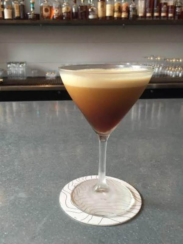 Espresso Martini (maine) Recipe