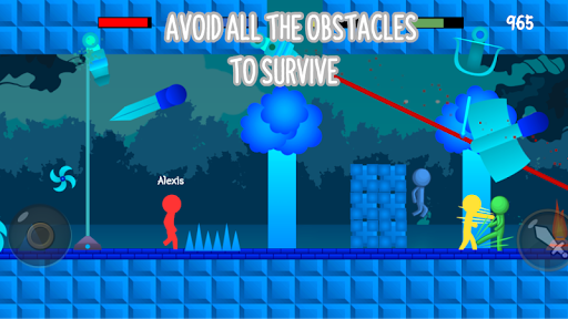 Stick Man Game 1.0.26 screenshots 4