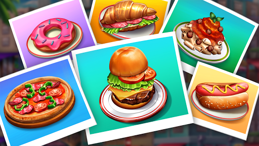 Cooking Urban Food - Fast Restaurant Games apkmr screenshots 21