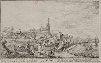 Photo: Poul Isac Groenvold (1718-1790), Roskilde, 1749