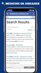 All Medicine Info Apk Latest Version Download For Android 4